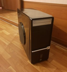 Игровой компьютер intel 4 ядра 8 gb+ монитор на 20
