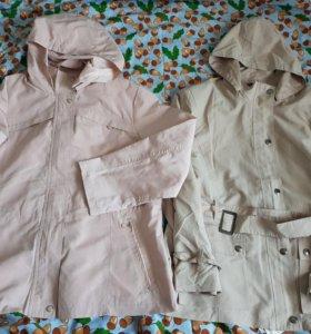 Куртки-ветровки НОВЫЕ женские больших размеров