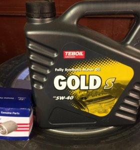 Масло Teboil gold