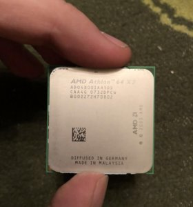 AMD ATHLON 64 X2 4800+ + кулер