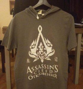 Оригинальная футболка Assassins Creed