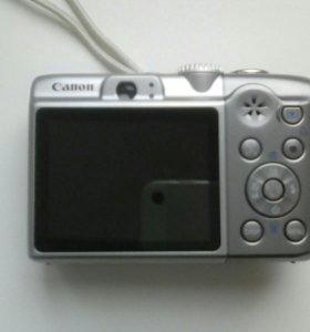 Цифровой фотоаппарат Canon A1100 IS