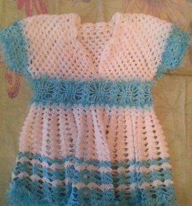 Платья для девочке