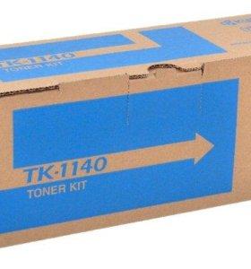 Тонер каотридж ТК-1140 оригинал