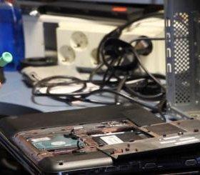 Ремонт компьютеров, установка программ.