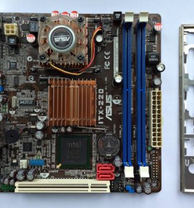 Материнская плата Asus ITX-220