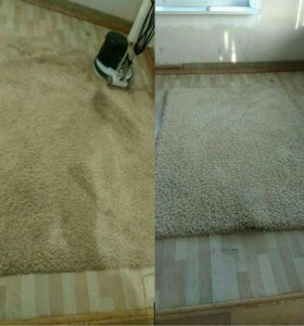 Химчистка ковров, мягкой мебели, авто и т.д.