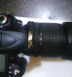 Зеркальный фотоаппарат Nikon D90 AF-SDX