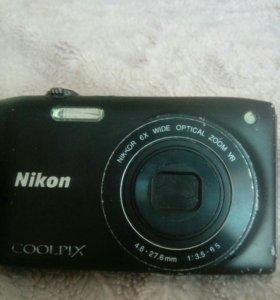 Nikon coolpix на запчасти