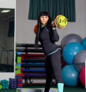 Фитнес клуб для женщин «МАЛИНА»