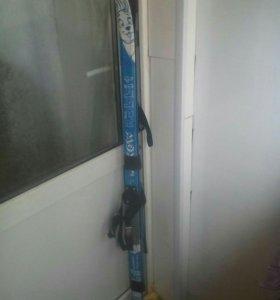 Срочно продам!!! Детские лыжи