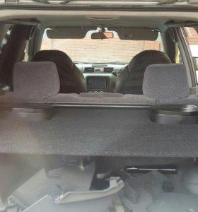 Полка в багажник хонда црв