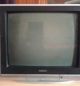 Телевизор цветной TRONY