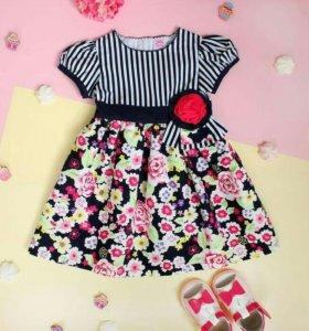 Платья на маленьких красавиц