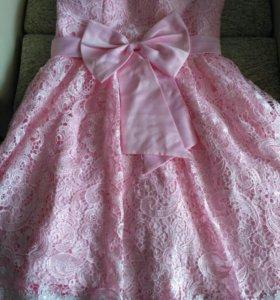 Платье на выпускной, свадьбу...