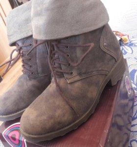 Весеннии ботинки