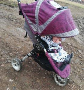 Коляска прогулочная baby jogger city mini single