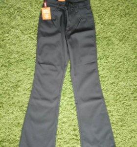 Новые женские утепленные брюки