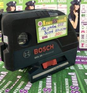 Лазерный уровень Bosch GCL-25 Professional