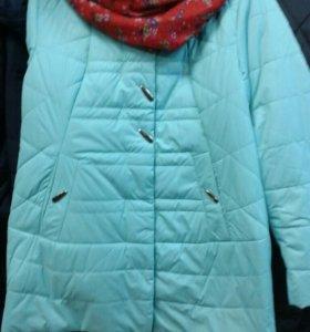 Весна 48-50 новая куртка