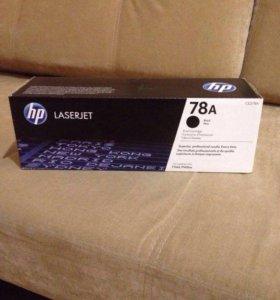 Картридж hp 78A