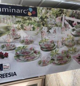 Набор французской посуды LUMINARC