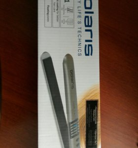 Выпрямитель для волос Polaris новый