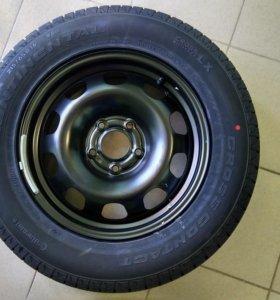 Новое колесо (запаска) R16