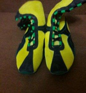 Обувь для самбо и карате