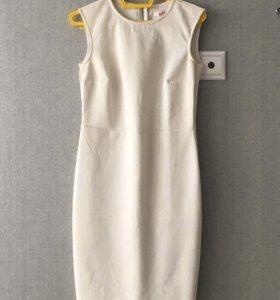 Платье белое торг