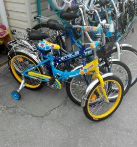 Велосипед складной Альтаир (20).
