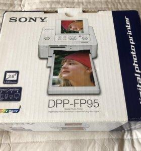Компактный фотопринтер Sony DPP-FP95