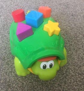 Развивающая игрушка Fisher Price Черепаха