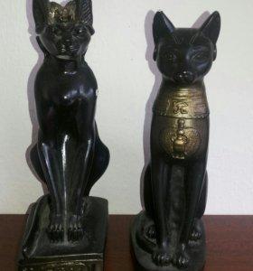 Фигурки кошки египетские божества