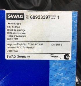 SWAG 60 92 3397 Ролик паразитный