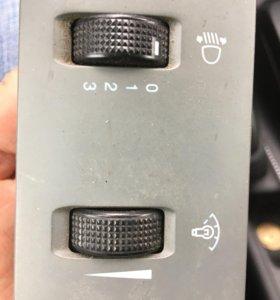 96552841 Кнопка корректора фар GM
