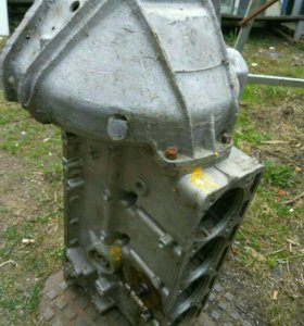 Блок цилиндров уаз алюминевый