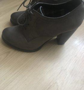 Туфли демисезенные