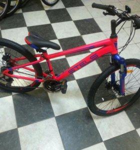 Велосипед стелс навигатор 400 диск