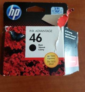Картридж HP черный N 46