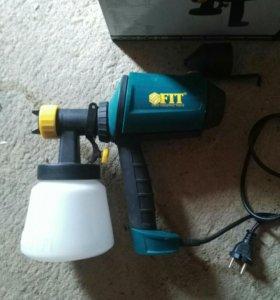 Распылитель электрический Fit 400W