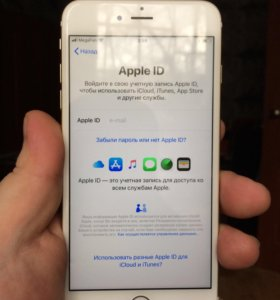 iPhone 6s Plus 64g Gold