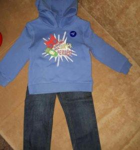 Новый костюм mothercare 98