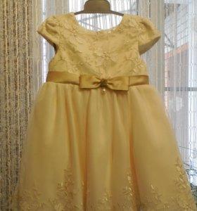 Продаю нарядное детское платье