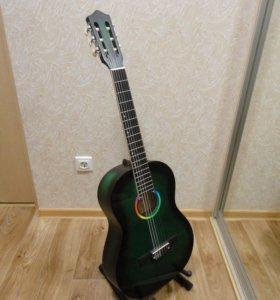Новая гитара Amistar