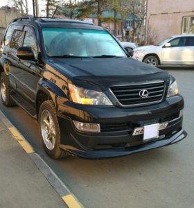 Lexus GX, 2002