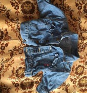 Продам джинсовку на мальчика