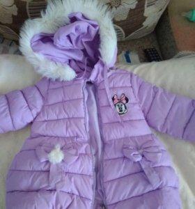 Курточка для принцесы