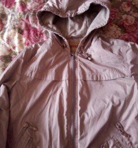 Куртка легкая р48