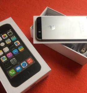 iPhone 5s 32 Gb Space Gray